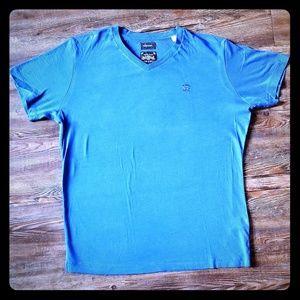 Light Blue Diesel Men's T-Shirt
